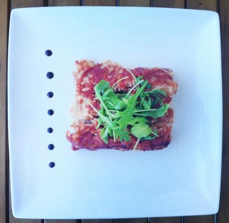 Cannellonis à la viande
