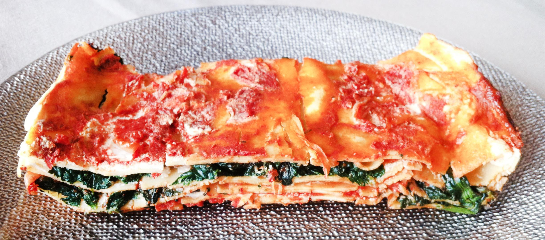 recette des lasagnes aux epinards et ricotta blogs de cuisine. Black Bedroom Furniture Sets. Home Design Ideas