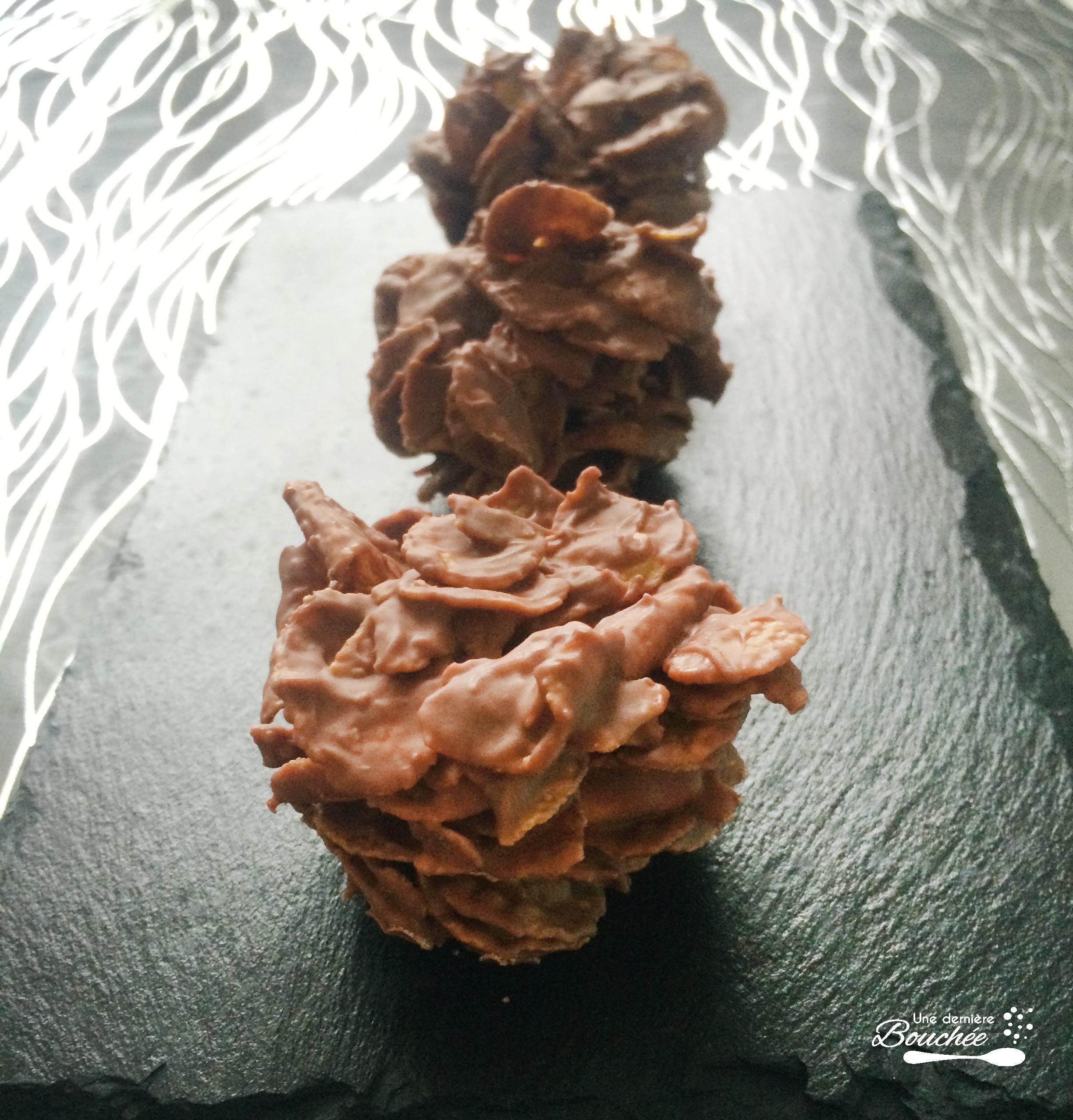 recette rose des sables chocolat au lait. Black Bedroom Furniture Sets. Home Design Ideas