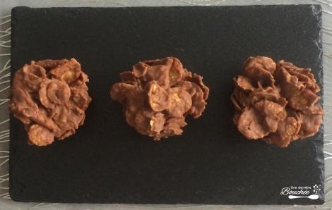 roses des sables au chocolat