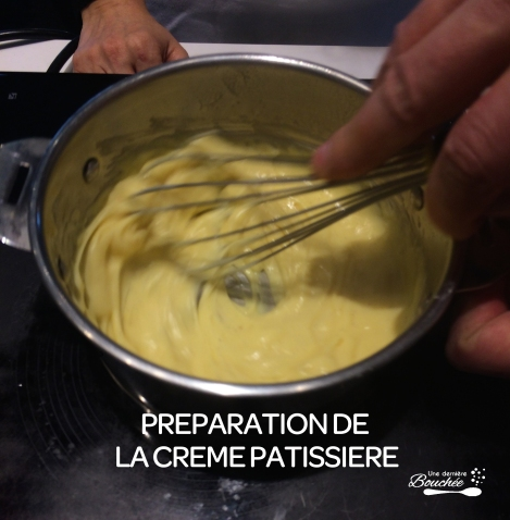 creme patissiere